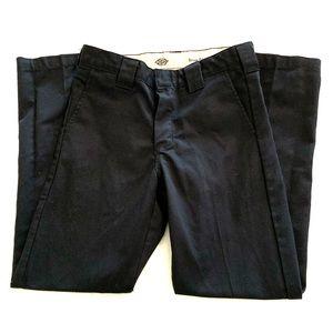 3/$15: Boys' black dress pants